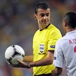Kassai nem látta az ukránok gólját, Anglia továbbjutott