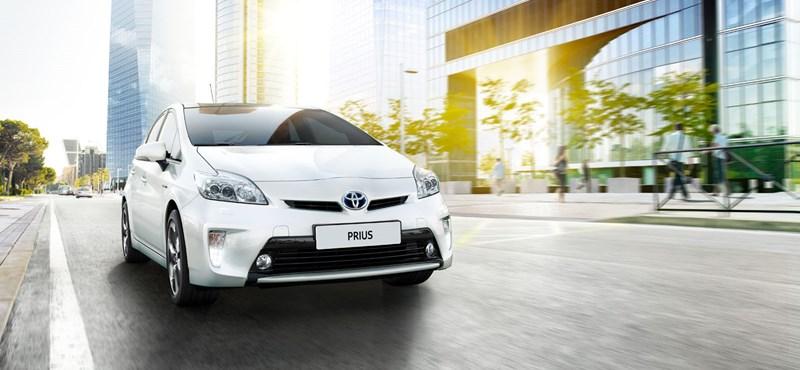 Harmincmilliárd dollárt ér a Toyota neve