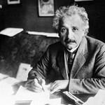 Másfél millió forintot fizettek Einstein ötsoros üzenetéért, de még így is áron alul ment el