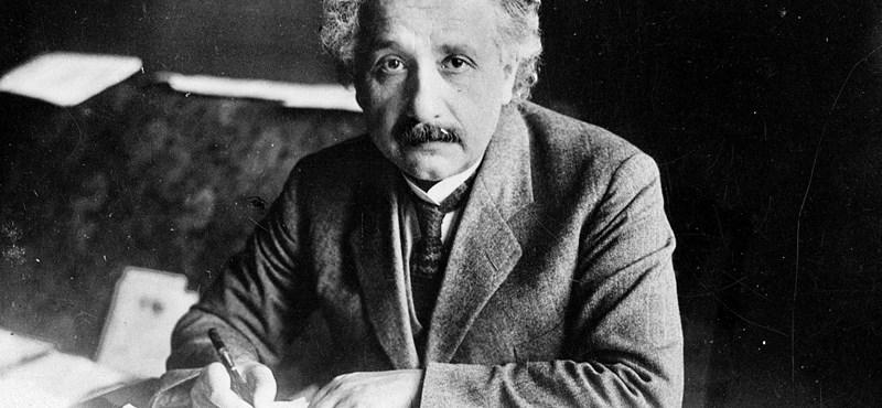 Néhány rasszista mondatért most akkor bojkottáljuk Einsteint?