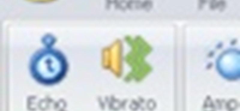 Windows 7 stílusú hangszerkesztő, ingyen