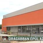 Alaposan megdrágult a pécsi nemzeti kosárlabda akadémia építése