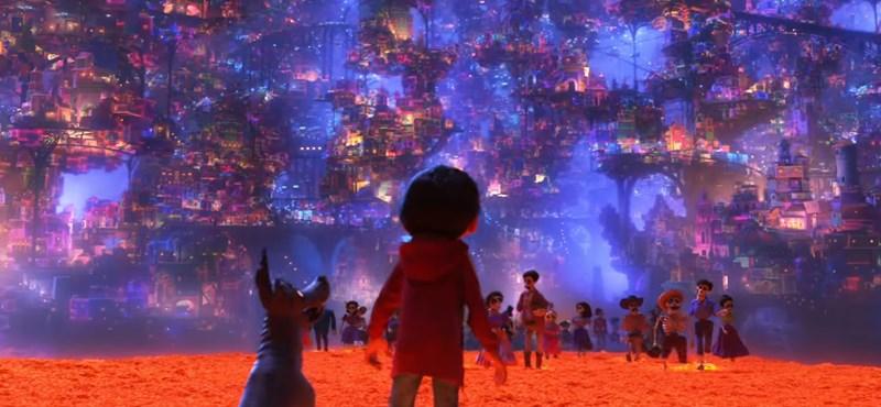 Animációs filmek - a Coco győzelme
