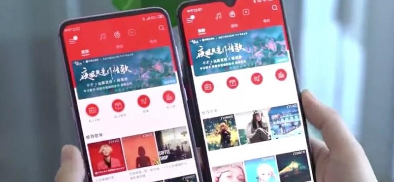 Máris itt a válasz az Oppónak: a Xiaomi is kijelző alá tett kamerát villantott – videó