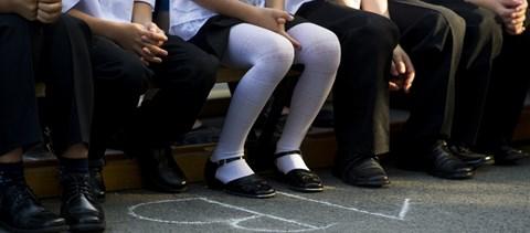 Kötelezővé tették az egyenruha viselését egy francia iskolában