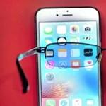 Zseniális szellemtelefon: kizárólag a tulajdonosa láthatja a kijelzőjét