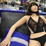 A szexrobotok kiszoríthatják az örömlányokat a placcról a briteknél