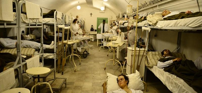 Újra átélhetjük az atomparát Budapest legmenőbb bunkerében