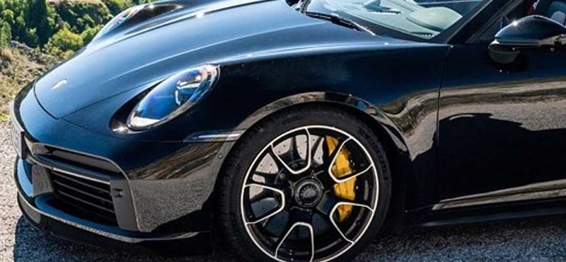 "Porsche showed you 650 hp new 911 Turbo St ""width ="" 800 ""height ="" 370"