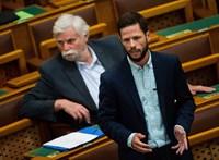 Tordai a Parlamentben: CÖFCÖFCÖFCÖFCÖF – videó