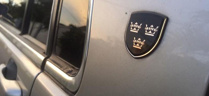 Íme a Volvo királyi ritkasága, a 960 Royal