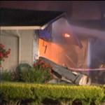 Lopott Toyota miatt robbant fel egy ház