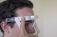 Magyar egyetemisták 24 óra alatt készítették el a csodaszemüveget, ami segíthet az egészségügyi dolgozóknak
