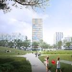 Építészek akadtak ki Garancsi Kopaszira tervezett toronyházára
