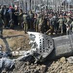 Lelőtt két indiai harci gépet a pakisztáni légierő