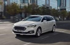 Nagy puttonyos hibrid: beárazták a legújabb Ford Mondeót