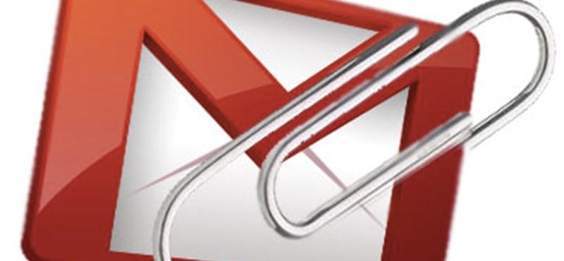 Így küldhet nagy, akár 10 GB-os fájlokat is Gmailben