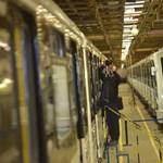 BKV: Azért rozsdásodnak az orosz metrók, mert túl hamar szállították le őket