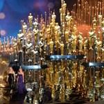 Videó: Már leterítették a világhírű vörös szőnyeget az Oscar-gálához
