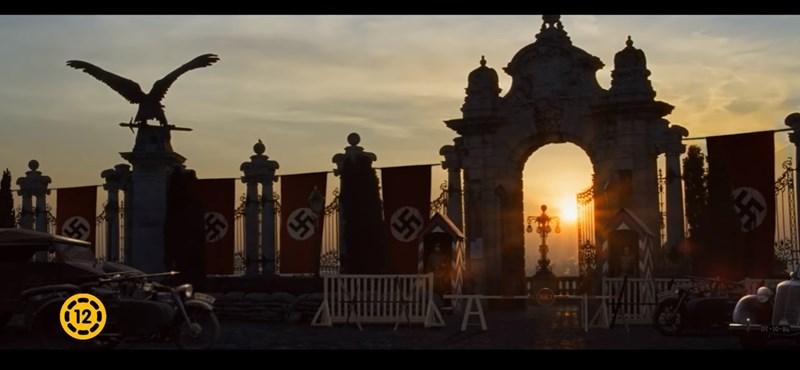 Felismeri Budapestet ebben a náci időkben játszódó filmben?