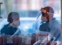 A fertőzöttek és halálos áldozatok napi száma is tovább nőtt Olaszországban