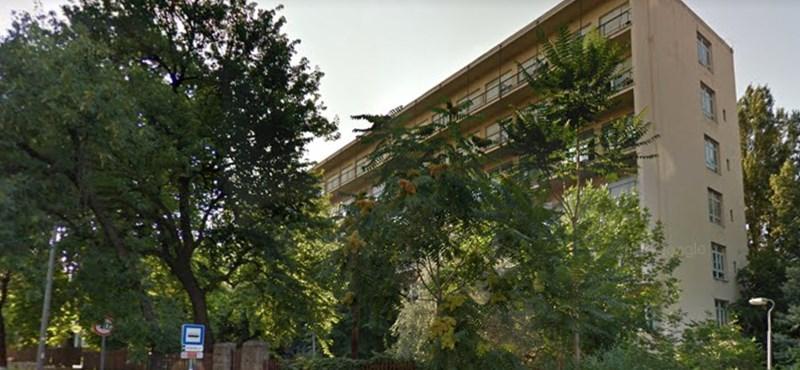 Csányihoz vándorolt a Budai Egészségközpont épülete