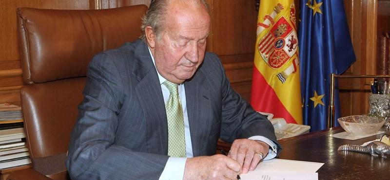 Szerelmi bosszú? Hajdani szeretője kész kipakolni a volt spanyol király piszkos pénzügyeiről