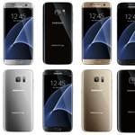 Kiszivárgott éles képek: így néz ki a Samsung Galaxy S7