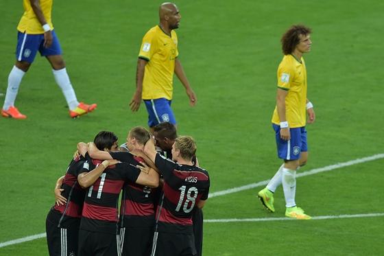 Németország-Brazília