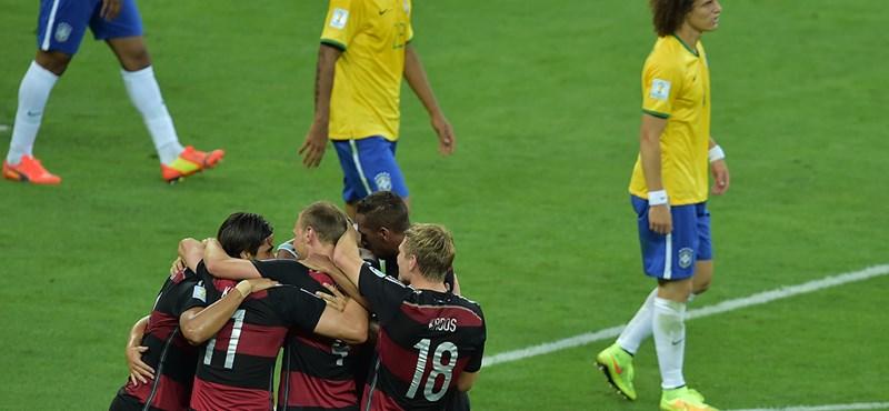 Betett a Nationalelf gólzápora a Forma–1-es Német Nagydíjnak