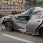 Egészen elképesztő, amit ez a Toyota művel – videó