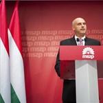 A Kossuth teret kritizálta az MSZP elnöke