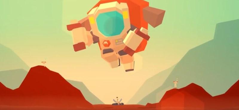Akár Stephen Hawkinget is irányíthatja a Marson ebben a játékban