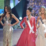 Amerikai lány lett Miss Universe