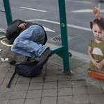 Egyre rosszabb állapotban élnek a hajléktalanok az utcán