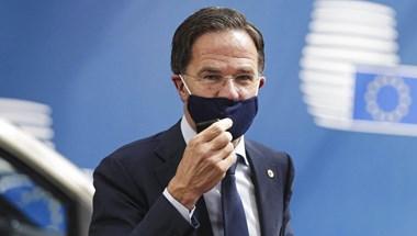 Legyenek csendben - kéri a holland miniszterelnök a szurkolókat