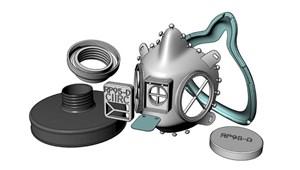A Renault arcpajzsot, a Seat lélegeztetőt, a Skoda szűrőmaszkot gyárt