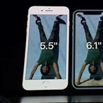Igazából mekkorák az új iPhone-ok? Itt gyorsan összemérheti őket a régebbiekkel is