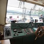 Hajózni muszáj - elindult a BKV dunai járata