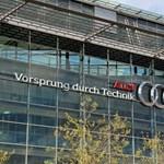 Az Audi 9500 fős leépítésre készül Németországban