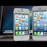 iPhone 5 vs. iPhone 4S: tesztvideón a különbség