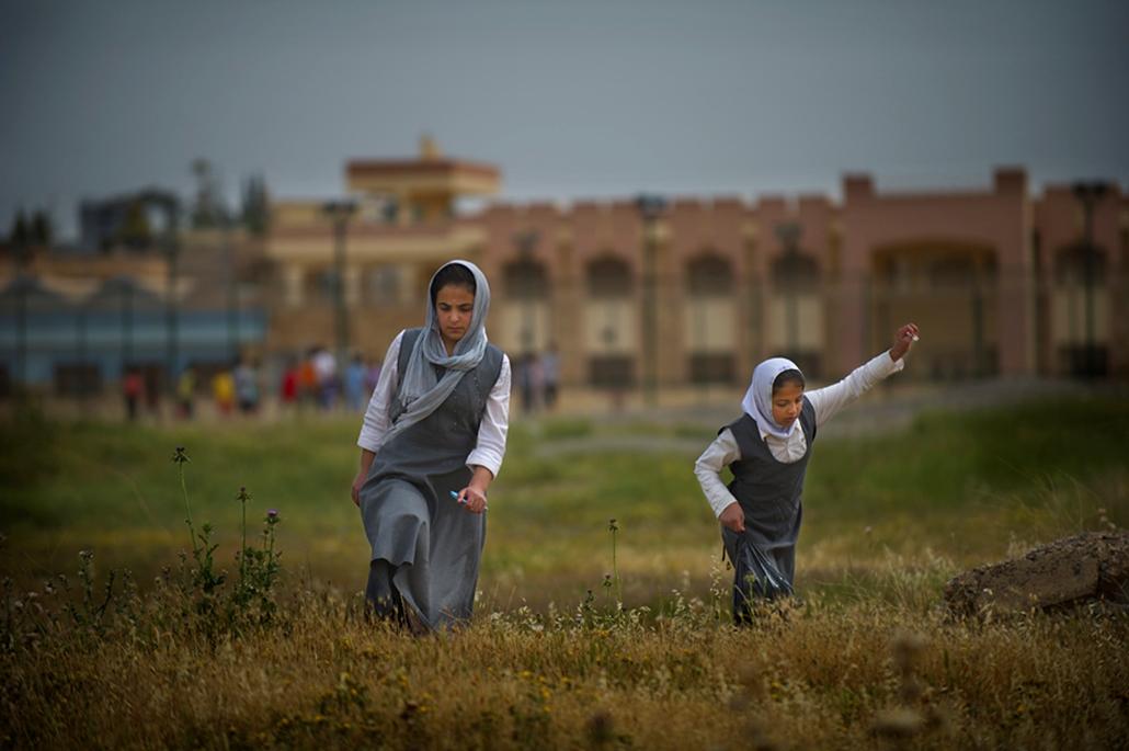 Kurdisztán - nagyítás - cserekép