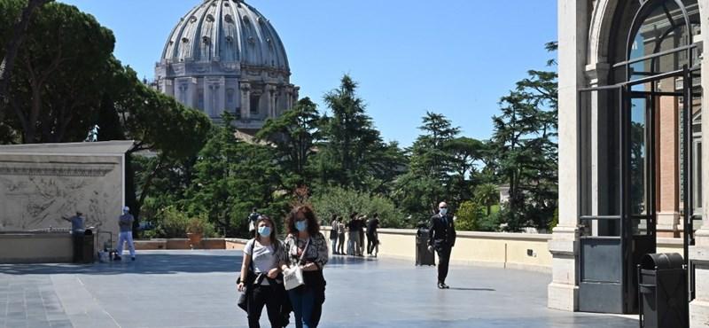 Meghackelték a Vatikánt, Kína állhat a háttérben