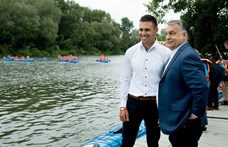 Orbán és Szijjártó írta az előszót az olimpiai bajnok kajakosról szóló könyvben