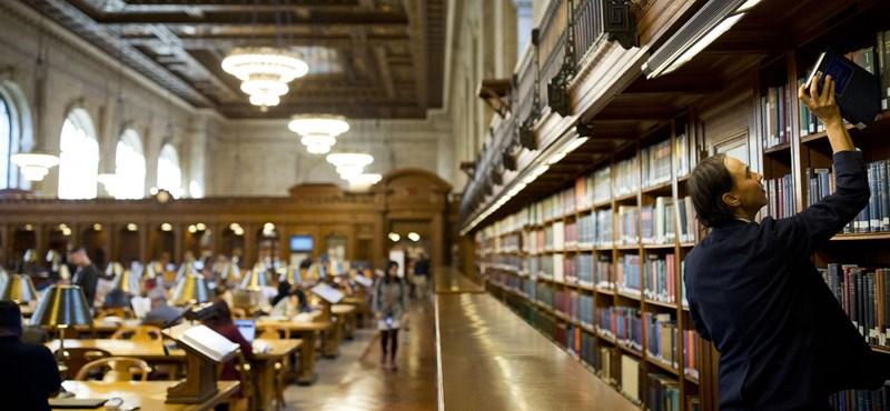 Túléli-e a 21. századot a könyvtár?