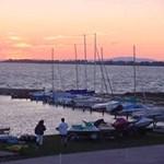 Szerencsétlenkedő kenusokat mentettek a Tisza-tóból