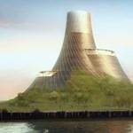 Mint egy gigantikus mesterséges vulkán – Megmutatjuk a jövő boimassza erőművét