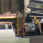 Lefilmezte a haldokló rendőröket az autópályán, akiket az igazoltatása közben gázoltak el