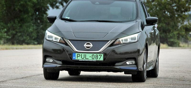 Nissan Leaf-teszt: már nem a kocsi a csoda, hanem ahogy belépünk egy új autós kultúrába