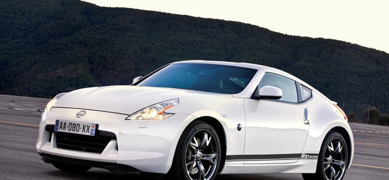 Heréjét adta egy Nissan 370 Z-ért